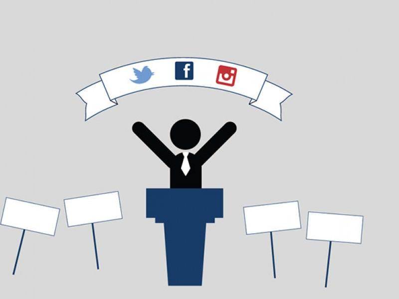 La comunicación del marketing político en las redes sociales