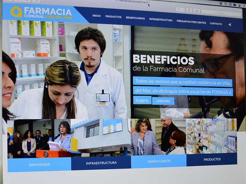 Farmacia Comunal Viña del Mar