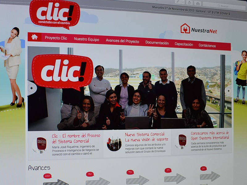 Proyecto Clic