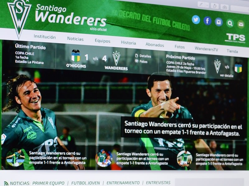 Santiago Wanderers de Valparaíso